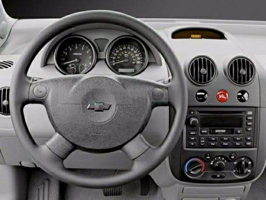 chevrolet aveo 2008 hatchback
